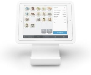 Square iPad Checkout POS Register Universal Credit Card Terminal Swiper Stand