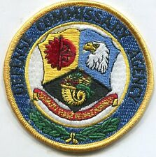 US DCA Defense Commissary Agency 3 3/4 inch pocket patch