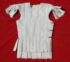 Medieval Thick Padded Sleeveless Cotton Roman Subarmalis