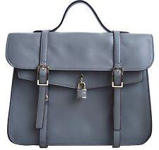 SAMANTHA VEGA Authentic Handbag Gray