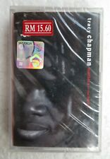 Matters of The Heart by Tracy Chapman Rare 1992 Malaysia Cassette Tape New