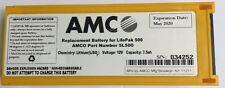 Physio Control Lifepak 500 1141-000155 Lith-ion FDA Battery LP500 Defibrillator