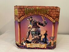"New ListingHarry Potter ""Battling The Mountain Troll"" Statue/Figurine Limited 1106/5000 Nib"