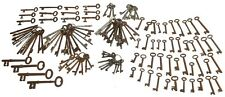 More details for antique / vintage keys, large collection, some hollow barrelled