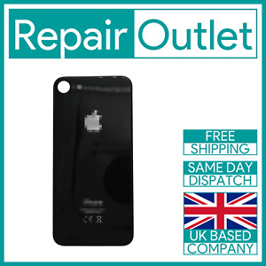 For Apple iPhone 8 Replacement Back Glass (Black) UK Stock  Genuine part