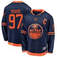The Hockey Edmonton Oilers Hockey Pro Shop 97 Connor McDavid Jersey