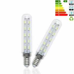 E14 2,5W Stiftsockel LED Leuchtmittel Birne Lampe Warmweiß Weiß