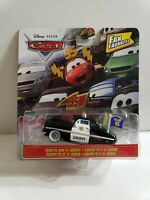 2019 Disney Pixar Cars Fan Favorites TEAM 95 AND 51 SHERIFF New FREE SHIPPING
