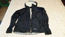 Marmot Precip Mens Rain Jacket Windbreaker Hooded Blue Size Medium