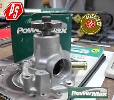 Powermax Water Pump Subaru DL Leone Vortex WP3033