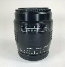 Sigma 60-200mm f4-5.6 AF Lens For Minolta / Sony No Lens Caps