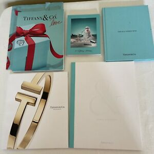 Tiffany & Co Vintage Catalogue Mailers Holiday, Home Love,Ring Lot of 5  Lot #2