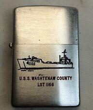 Zippo Full Size 1958 Navy Ship (I148)