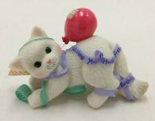 Vintage 2000 Calico Kittens - Wishing You A Hassle Free Birthday - Birthday Cat