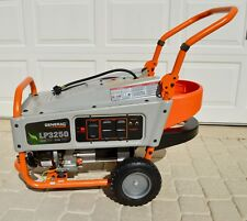 Generac  3250 Watt Propane Portable Generator,  Used for 10 hours