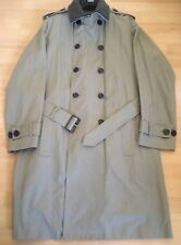 NWT Dior Homme 2012-2013 Shadow Collection Trench coat 48 Hedi Slimane jacket