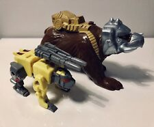 TRANSFORMERS G1 CHAINCLAW PRETENDERS 100% COMPLETE C8 #2