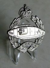 The Canadian Armoured Fighting Vehicle Training Centre CB.12 Cap Badge WWII WW2
