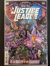 Justice League #54 Dc Vf/Nm Comics Book