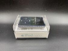 Rare Collectors New Sealed Apple iPod Nano 8 Gb Black 3rd Generation (Mb261Ll/A)