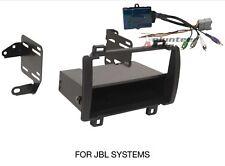 Toyota Matrix Car Stereo Radio Installation Dash Mount Trim Kit JBL Harness