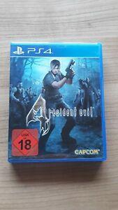 RESIDENT EVIL 4 PS4 -wie neu!