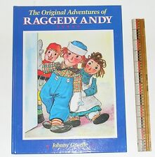 Original Adventures of Raggedy Andy, Derrydale Books, Large Size, AUTOGRAPHED!!