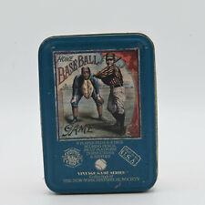 Home Baseball Game Vintage Game Series The NY Historical Society Collection USA