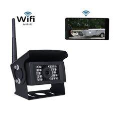 WiFi Funk Rückfahrkamera Unterstützung iPhone Android Phone APP für LKW RV Bus