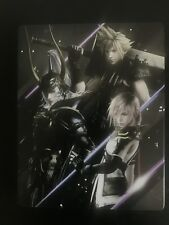Final Fantasy Dissidia NT STEELBOOK ONLY CLOUD LIGHTNING SPECIAL EDITION