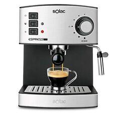 Cafeteras espresso manuales Solac