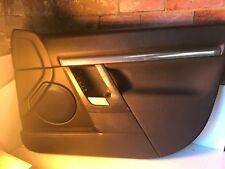VAUXHALL VECTRA SXI DRIVERS FRONT DOOR CARD OSF NO CONTROLS, BREAKING*