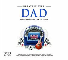 Greatest Ever Dad ~ NEW SEALED 3CD SET * HITS OF THE 60's,70's,80's,90's ETC