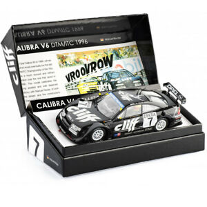Slot It CW23 Opel Calibra V6 n.7 DTM / ITC Winner 1996 1/32 Scale Slot Car