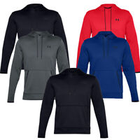 Under Armour Mens Fleece Pullover Hoodie Sports Winter Cotton Hoody Hooded Top