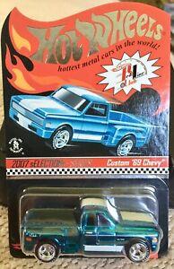 Hot Wheels Redline Club (RLC) 2007 Selections: Custom '69 Chevy Pickup - Nice!