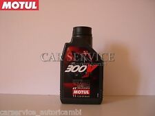 OLIO Motore Moto MOTUL 300V 4T Factory Line Road Racing 10W40 - 1 Litro