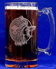 US Air Force Chief MSgt 25oz Sports Beer Mug