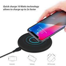 Qi 10 Watts Wireless Charger for Apple/Android Boxed & sealed