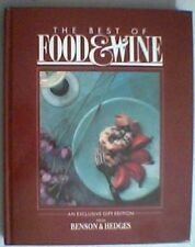 The Best of Food & Wine Exclusive Gift Edition Cookbook ++++
