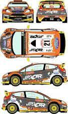 1/24 Ford Fiesta WRC #21 Rally Montecarlo 2015 for Belkits