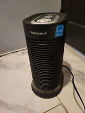 Honeywell True Hepa Compact Tower Allergen Remover Hpa060 Black