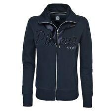 Pikeur Ladies Lisanne Zipped Sweatshirt Navy 42 (size 14)