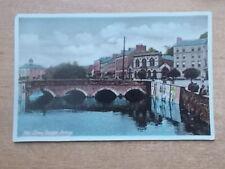 VINTAGE POSTCARD - THE STONE BRIDGE - NEWRY - N. IRELAND 5401