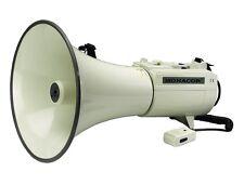 Monacor tm-45 Megáfono Micrófono de mano con cable en espiral 280083