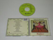 SERGIO MENDES/BRASILEIRO (ELEKTRA  7559-61315-2) CD ALBUM
