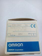 NEUF / NEW / NEU OMRON e3x-da41 /  e3xda41 capteur photoélectrique