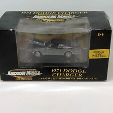 1971 DODGE CHARGER 1:64 SCALE  ERTL AMERICAN MUSCLE
