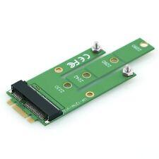 M.2 NGFF B&M zu mSATA Adapter SSD Platine SATA-Adapter Konverter
