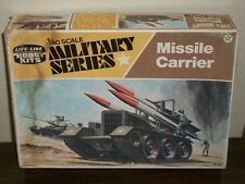 Life-Like 1/40 Scale Missile Carrier